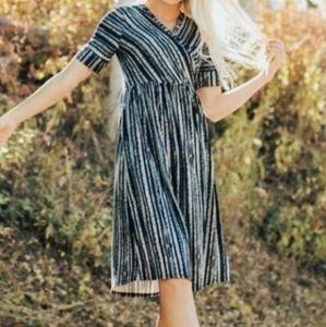 Wren & Ivory midi dress